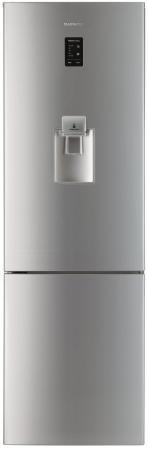 Холодильник DAEWOO RNV3610EFH серебристый холодильник daewoo fgk51efg двухкамерный серебристый