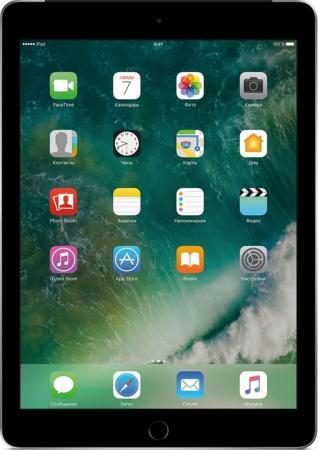 Планшет Apple iPad 9.7 128Gb серый Wi-Fi Bluetooth 3G LTE iOS MP262RU/A смартфон asus zenfone live zb501kl золотистый 5 32 гб lte wi fi gps 3g 90ak0072 m00140