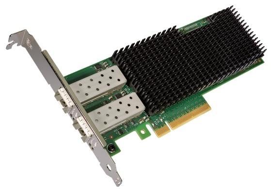 лучшая цена Адаптер Intel XXV710DA2BLK 948652