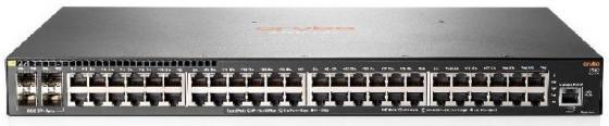 Коммутатор HP Aruba 2540 управляемый 48 портов 10/100/1000Mbps JL355A