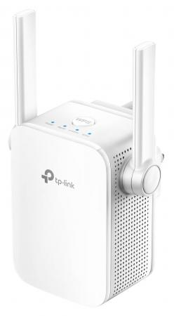 Ретранслятор TP-LINK RE305 802.11n 867Mbps 2.4 ГГц 5 ГГц 1xLAN RJ-45 белый маршрутизатор tp link tl wr842nd ru 802 11bgn 300mbps 2 4 ггц 4xlan usb rj 45 rj 45 usb белый