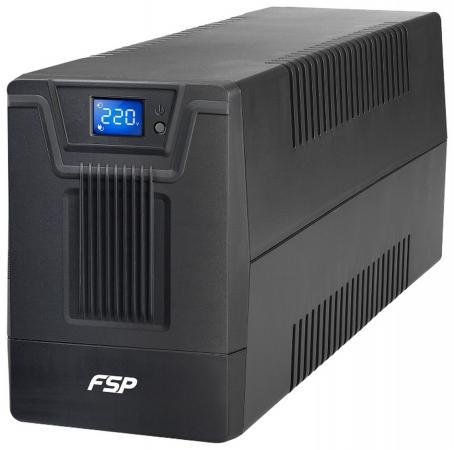 ИБП FSP DPV 1000 1000VA/600W PPF6000900 ибп fsp dpv 1000 1000va 900w ppf6001001