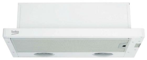 Вытяжка встраиваемая Beko CTB 6407 W белый