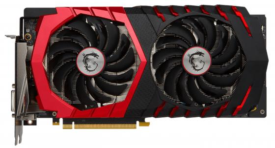 Видеокарта 6144Mb MSI GeForce GTX 1060 PCI-E 192bit GDDR5 DVI HDMI DP HDCP GTX 1060 GAMING 6G Retail видеокарта 8192mb msi geforce gtx 1080 gaming x 8g pci e 256bit gddr5x dvi hdmi dp retail