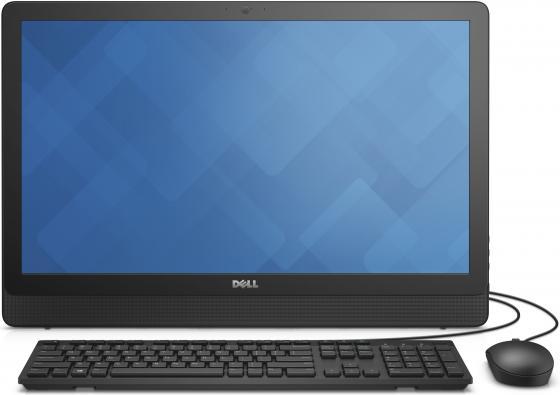 Моноблок 23.8 DELL Inspiron 3464 1920 x 1080 Intel Core i5-7200U 8Gb 1Tb nVidia GeForce GT 920МХ 2048 Мб Linux черный 3464-9095 ноутбук dell inspiron 3567