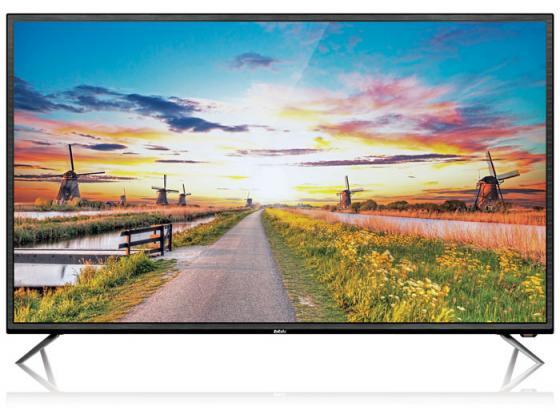 "Телевизор LED 39"" BBK 39LEX-5027/T2C черный 1366x768 50 Гц Smart TV VGA RJ-45"