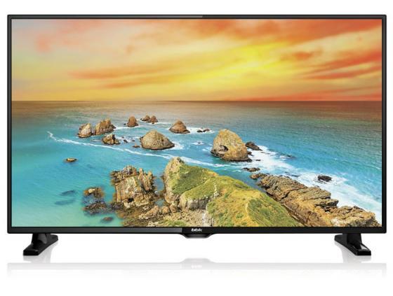 "Телевизор LED 32"" BBK 32LEM-1024/TS2C черный 1366x768 50 Гц VGA SCART USB"