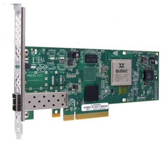 Фото - Сетевой адаптер Mellanox QLE8240-CU-CK сетевой адаптер mellanox mcx312c xcct 10 100mbps