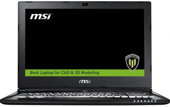Ноутбук MSI WS60 7RJ-692RU 15.6 3840x2160 Intel Xeon-E3-1505M v5 1 Tb 256 Gb 16Gb nVidia Quadro M2000M 4096 Мб черный Windows 10 Professional 9S7-16H812-692 msi n460gtx n560gtx v5 graphics video card cooling fan pld08010s12hh dc 12v 0 35a 4pin dual cooler fans