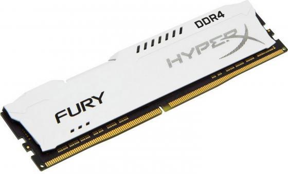 Оперативная память 16Gb PC4-19200 2400MHz DDR4 DIMM CL15 Kingston HX424C15FW/16 оперативная память kingston 16gb 2400mhz ddr4 dimm kvr24se17d8 16
