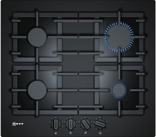 Варочная панель газовая NEFF T26CS49S0 черный