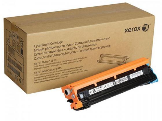 Фотобарабан Xerox 108R01419 для Xerox Phaser 6510 6610/WC 6515 желтый 48000стр фотобарабан xerox 108r00649 для phaser 7400 желтый 30000стр