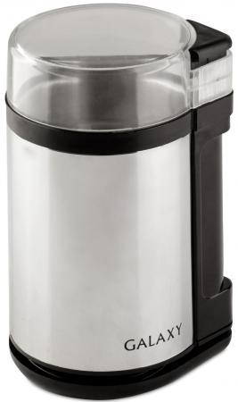 Кофемолка GALAXY GL0901 180 Вт серебристый
