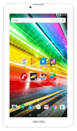 Планшет ARCHOS 70 PLATINUM 3G 7 16Gb серебристый Wi-Fi Bluetooth 3G LTE Android 503308 планшет archos 101b helium 10 1 16gb серебристый wi fi 3g bluetooth 4g android 503325