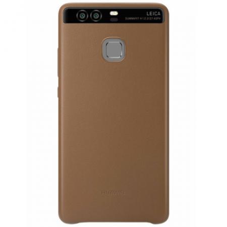 Чехол Huawei для Huawei P9 коричневый 51991471 huawei k5150 обзор