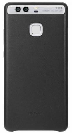 Чехол Huawei для Huawei P9 черный 51991469 huawei k5150 обзор