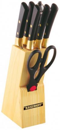 Набор ножей Wellberg WB-5124 цена