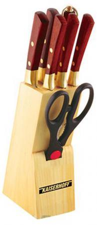 Набор ножей Wellberg WB-5125 wellberg набор ножей wb 5426 im