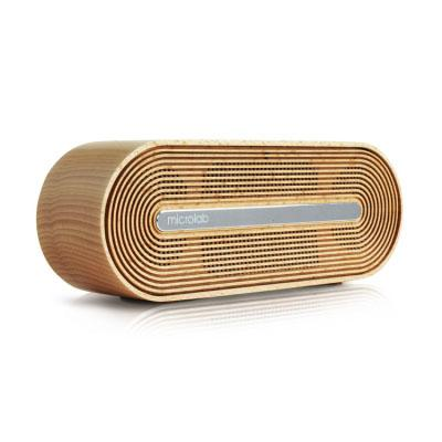 Портативная акустика Microlab T961BT 8Вт Bluetooth дерево цена в Москве и Питере