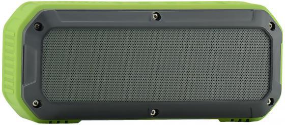 Портативная акустика Microlab D861BT 6Вт Bluetooth черно-зеленый компьютерная акустика microlab solo 1 wood