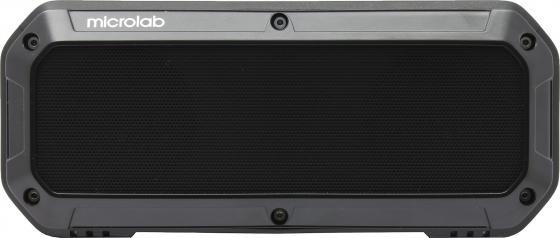 Портативная акустика Microlab D861BT 6Вт Bluetooth черный портативная колонка microlab d861bt черная зеленая