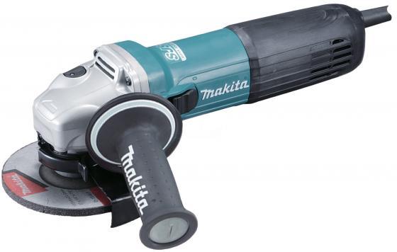 Углошлифовальная машина Makita GA5040 125 мм 1100 Вт