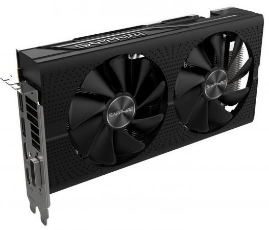 Видеокарта Sapphire Radeon RX 570 11266-04-20G PCI-E 4096Mb 256 Bit Retail видеокарта sapphire amd radeon rx 570 11266 36 20g pulse rx 570 8g oc 8гб gddr5 ret