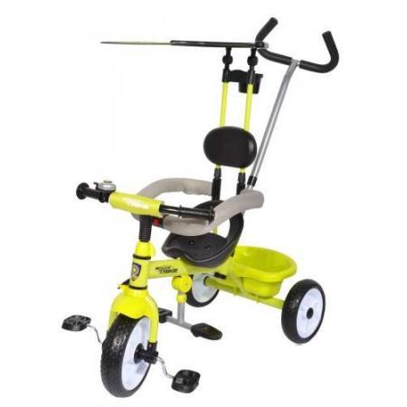 Велосипед трехколёсный Навигатор Lexus 10/8 10/8 желтый