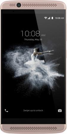 Смартфон ZTE AXON 7 MINI золотистый 5.2 32 Гб LTE Wi-Fi GPS 3G AXON7MINIGOLD смартфон asus zenfone live zb501kl золотистый 5 32 гб lte wi fi gps 3g 90ak0072 m00140