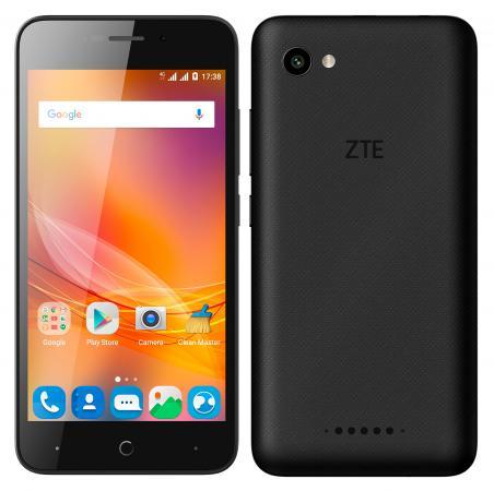 Смартфон ZTE Blade 601 черный 5 8 Гб LTE Wi-Fi GPS 3G BLADEA601BLACK zte zte blade z7 lte silver