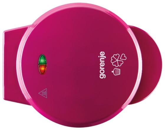 Вафельница Gorenje WCM702PW розовый gorenje wcm702pw