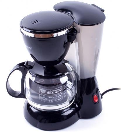Кофеварка ENDEVER 1041-Costa 650 Вт черный