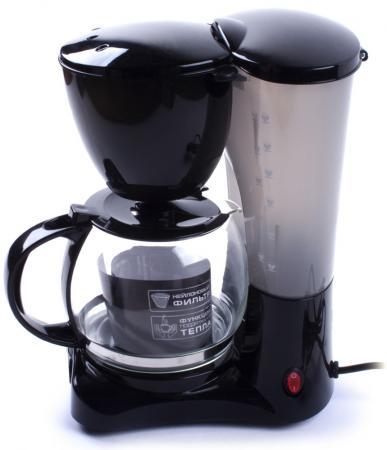 лучшая цена Кофеварка ENDEVER 1042-Costa 900 Вт черный