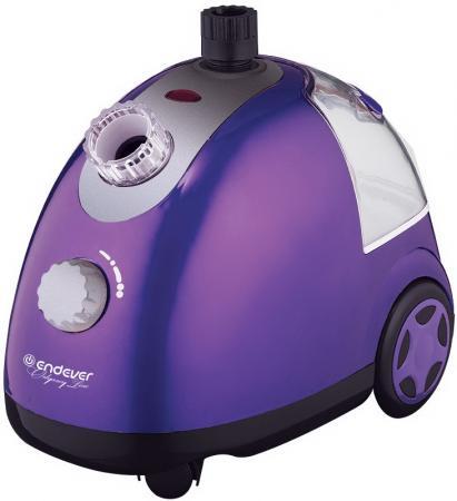 Отпариватель ENDEVER Odyssey Q-102 1800Вт фиолетовый пылесосы endever пылесос