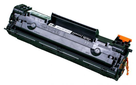 Картридж Sakura CF283A для HP LJ Pro M201n/M125nw/M127fw черный 1600стр картридж sakura q5949x q7553x для hp lj 1320 1320n 1320nw 1320t 1320tn m3390mfp m3392mfp p2015 m2727nfmfp m2727mfsmfp 6000стр