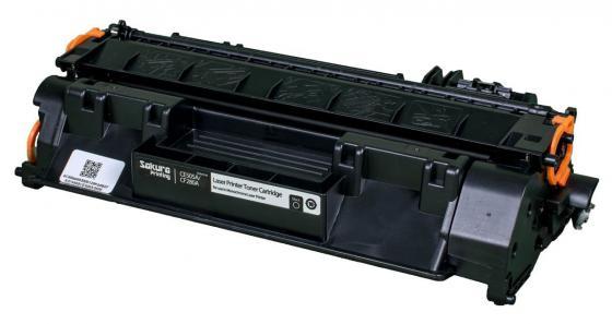 Картридж Sakura CE505A/CF280A для HP Laserjet 400M/401DN P2035/P205/LJ M425 черный 2700стр palit geforce gtx 1080 1645mhz pci e 3 0 8192mb 10000mhz 256bit dvi hdmi 3dp hdcp neb1080t15p2 1040g