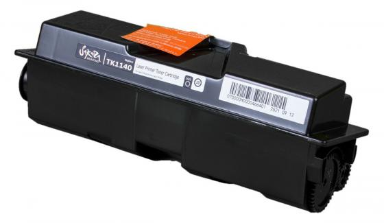 Картридж Sakura TK1140 для Kyocera Mita FS-1035MFP/1135MFP/M2035dn черный 7200стр chip for kyocera mita fs1028 mfp dp for kyocera 1028 mfp dp for kyocera mita tk133 chip brand new compatible chips