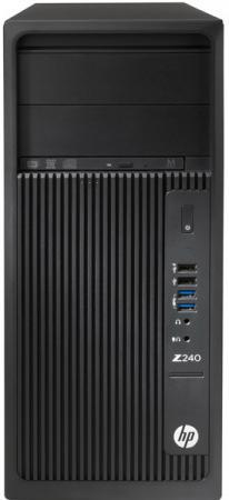 Системный блок HP Z240 MT Intel Core i7 Intel Core i7 7700 16 Гб SSD 512 Гб Intel HD Graphics 630 Windows 10 Pro 45 days warranty laptop motherboard for hp 6450b 6550b 613293 001 for intel cpu with integrated graphics card 100