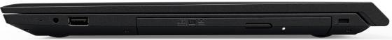 """Ноутбук Lenovo V110-15ISK 15.6"""" 1366x768 Intel Core i3-6006U 500 Gb 4Gb Intel HD Graphics 520 черный DOS 80TL014CRK"""