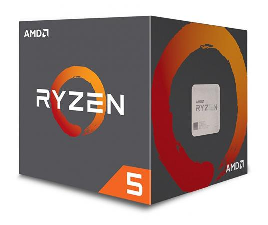 Процессор AMD Ryzen 5 1500X YD150XBBAEBOX Socket AM4 BOX процессор amd ryzen 7 1700x oem yd170xbcm88ae