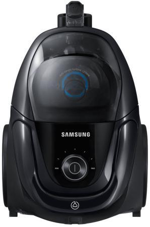 Пылесос Samsung SC18M3160VG сухая уборка титан пылесос samsung v sc24jvnjgbj сухая уборка голубой чёрный