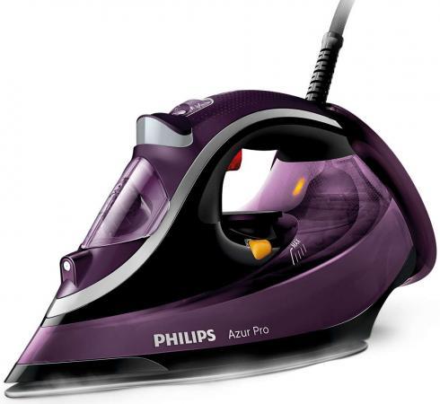 Утюг Philips GC4887/30 3000Вт сиреневый чёрный