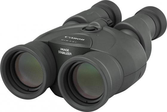 Бинокль Canon 12x 36мм Binocular IS III черный 9526B005 бинокль canon 10x30 is ii