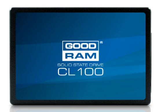 Твердотельный накопитель SSD 2.5 120Gb Goodram CL100 Read 500Mb/ Write 320Mb/ SATAIII SSDPR--