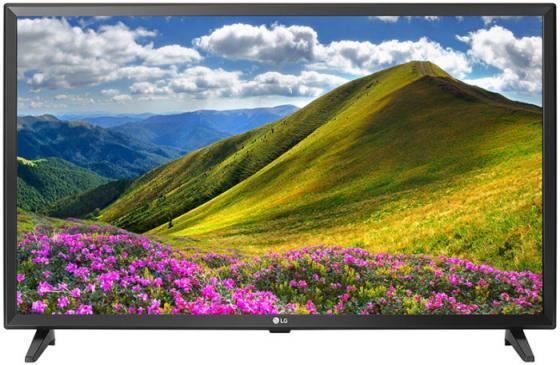 """Телевизор 32"""" LG 32LJ510U черный 1366x768 50 Гц USB"""