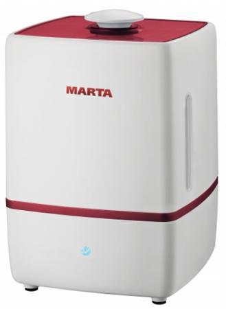 Увлажнитель воздуха Marta MT-2659 светлый гранат цена и фото