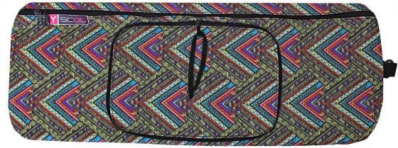 Чехол-портмоне Y-SCOO для самоката 145 - Этно рисунок складной разноцветный цена и фото