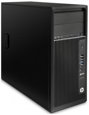 Купить Системный Блок Hp Z240 I5-7600 3.5Ghz 4Gb 1Tb Hd630 Dvd-Rw Win10Pro Черный Y3Y77Ea
