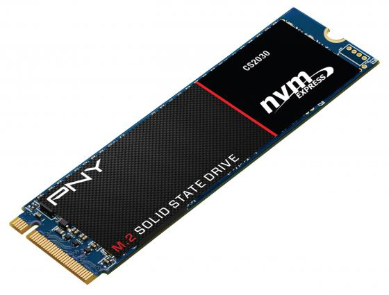 Твердотельный накопитель SSD M.2 480Gb PNY CS2030 Read 2800Mb/s Write 1550Mb/s PCI-E M280CS2030-480-RB твердотельный накопитель ssd m 2 480gb pny cs2030 read 2800mb s write 1550mb s pci e m280cs2030 480 rb