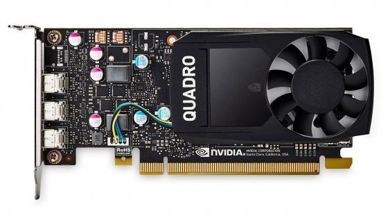 Видеокарта PNY Quadro P400 VCQP400-PB PCI-E 2048Mb GDDR5 64 Bit Retail видеокарта pny quadro nvs 300 520mhz pci e 512mb 1580mhz 64 bit